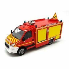 1/43 Camion de Pompiers Iveco Daily S.d.i.s 51 Secours Routier-alerte0060
