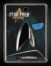 Star Trek Discovery - Section 31 Black Badge Communicator - QMx- In Stock