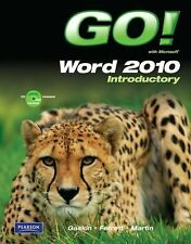 GO! with Microsoft Word 2010 Introductory (G0)-ExLibrary