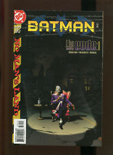 "BATMAN #570 1999 (9.2) ""THE CODE"" Pt.1 NO MANS LAND!!!!"