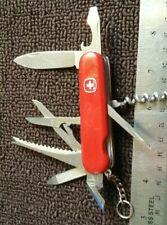 RARE WENGER SWISS ARMY FLY FISHERMAN ORIGINAL MULTI TOOL POCKET KNIFE Z CAN OPNR