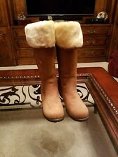 Pajar Blaire genuine shearling winter boots 8.5B