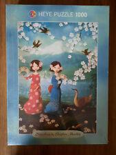 Puzzle - Stephen Mackey - Porcelina - Cherry Blossom Fairies - 1000 Teile