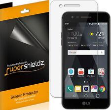 6X Supershieldz Anti Glare (Matte) Screen Protector For LG Risio 2