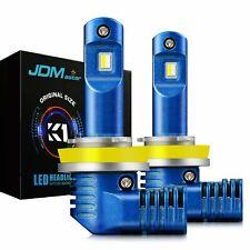 JDM ASTAR 2x K1 10000LM H11 H8 CSP LED Xenon White Headlight Bulbs High/Low beam