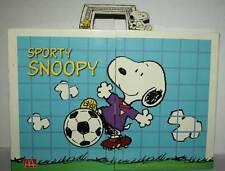 SPORTY SNOOPY PEANUTS MCDONALD'S FIGURE NUOVE SIGILLATE VER JAP TN1 49971