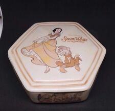 Snow White and the Seven Dwarfs 70th Anniversary Trinket box