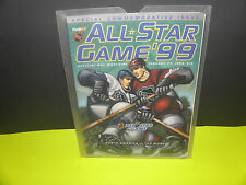 NHL 1999 ALL-STAR GAME OFFICIAL MAGAZINE JANUARY 24TH COMMEMORATIVE ISSUE
