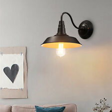Vintage/Retro Style Industrial Wall Light Lamp Cover In/Out Lighting Lampshade
