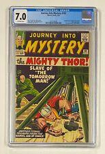 JOURNEY INTO MYSTERY #102 Marvel THOR 1964 CGC 7.0 Balder & Hela 1st Appearance