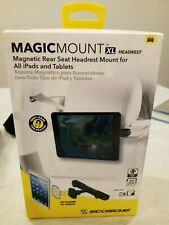 Scosche MAGTHM2, MagicMount Magnetic Rear Seat Headrest Mount For All iPads New