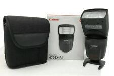 Canon 470EX-AI Speedlite Camera Flash New
