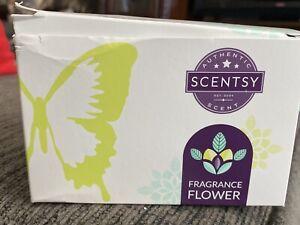 SCENTSY FRAGRANCE FLOWER GO GO MANGO NEW IN BOX