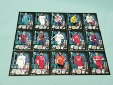 Topps Match Attax Champions League 2020/2021 alle 15 International Icons 20/21