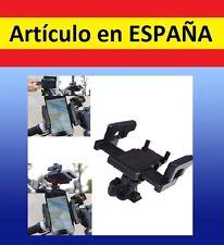 Soporte GPS 360º MOTO BICICLETA UNIVERSAL adaptador movil smartphone GPS iPhone