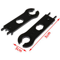 2Pcs MC4 Connector Spanner Wrench Tools Assembly for Solar Panel Cable Wi C ty