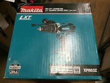 Makita XPH03Z 18V Lithium-Ion Cordless Hammer Drill