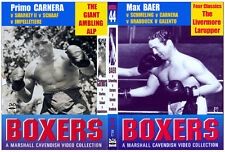 MAX BAER & PRIMO CARNERA  | Historic Boxing on DVD