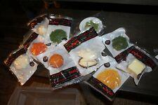 Nasco Life Form Educational  Food 50 piece set Plus extras