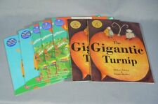 LOT of 7 NEW CHILDREN'S BAREFOOT BOOKS with SING ALONG & STORYTIME CDs