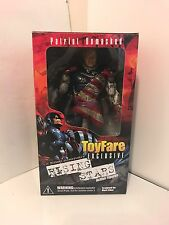 Patriot Unmasked Toyfare Exclusive Rising Stars Action Figure