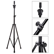Adjustable Wig Stand & Mannequin Tripod Holder for Hairdress Training by Abody