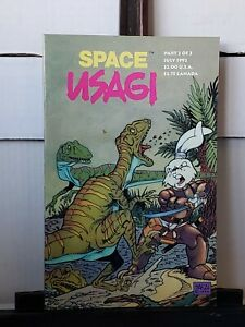 Space Usagi #2 Mirage Studios 1992 Stan Sakai Yojimbo TMNT