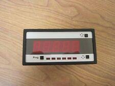 Texmate DI-50E digital panel meter - Lot of 3