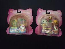 2 Sanrio Bandai Hello Kitty Dream World Playsets **Error Package See Specifics