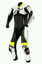 Motorcycle Leather Suit Motorbike Leather Suit Riding Suits  Combinaison de moto