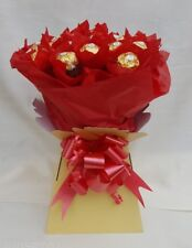 Ferrero Rocher Chocolate Bouquet ideal for Birthdays - Sweet Gift hamper