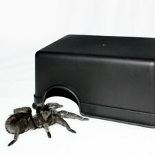 Reptile Hide Cave Spawning Box Den Cave Habitat for Animal Lizards Turtles Snake