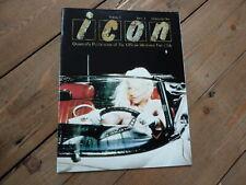 MADONNA Icon Fan Club Magazine Volume 5 Issue 2 Eighteenth One VERSACE
