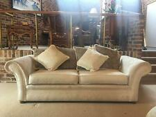 2.5 Seater Chenille Fabric Sofa in Excellent Condition