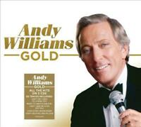 ANDY WILLIAMS - GOLD (3 CD) NEW CD