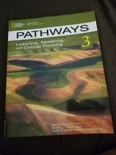 Pathways Listening, Speaking, and Critical Thinking: Listening, Speaking, and C…