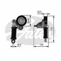 RENAULT CLIO Mk2 2.0 Aux Belt Tensioner 00 to 05 Drive V-Ribbed Gates 7700116130