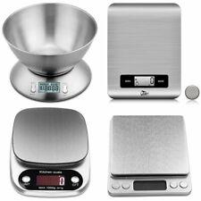 Uten Digitale Küchenwaage Feinwaage Edelstahl Kitchen Scale LCD Haushaltswaage