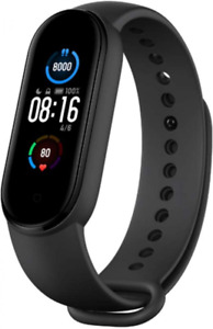 """Xiaomi Mi Band 5, Smart Bracelet Magnetic Charge 1.1 """" Touch Black"""