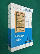 ARTUSI - LA SCIENZA CUCINA E ARTE MANGIAR BENE Bemporad CGE (1966) Libro Ricette