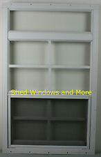 "Shed More View Window 18"" x 29"" White Flush Playhouse Window Shed Treehouse"