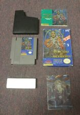 Bandit Kings of Ancient China (Nintendo Entertainment System,) CIB With Poster..