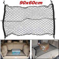 Car Trunk Boot Luggage Cargo Elastic Net Organiser Mesh Holder 90x60cm DE
