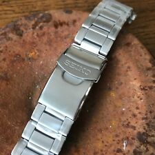 Genuine Seiko 22mm Solid Link Bracelet from SNZH for 04N0 ~ US Seller+Fast Ship