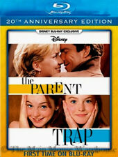 The Parent Trap Lindsay Lohan Remake Disney Twin Comedy Family Movie on Blu-ray
