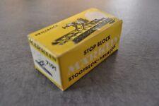 MARKLIN 7191 5129 Accessoires TRAIN HO Heurtoir Butoir Stotblok Prellbock Stop
