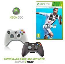 FIFA 19 LEGACY EDITION GIOCO XBOX 360 ITALIANO + CONTROLLER JOYPAD COMPATIBILE