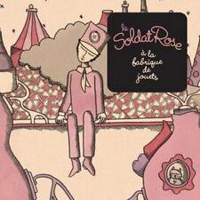 LE SOLDAT ROSE À LA FABRIQUE DE JOUETS   CD NEW+