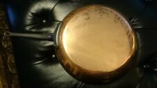 "Mauviel 12.0"" round Copper FRY PAN. with Cast Iron Handle - 2.5mm"