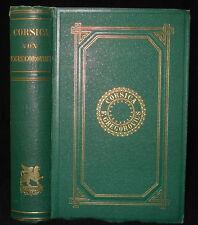 1869 Gregorovius Ferdinand Corse Corsica Korsika France Frankreich 2 in 1 Band